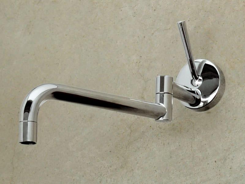 Wall-mounted 1 hole kitchen mixer tap ISY | Kitchen mixer tap - ZUCCHETTI