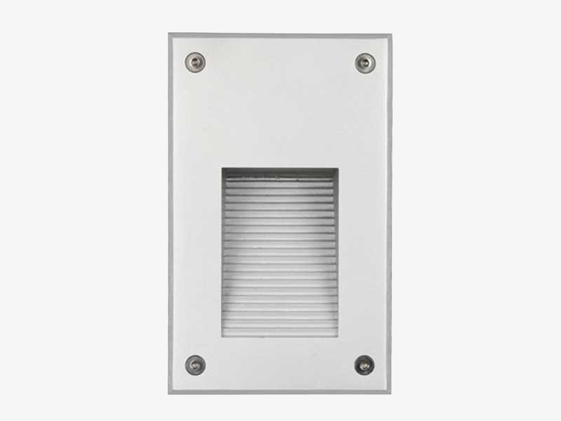 LED WALL-MOUNTED BUILT-IN LIGHTING LIAM RECESSED LIGHTS COLLECTION BY DETAS - DIVISIONE DLEDS