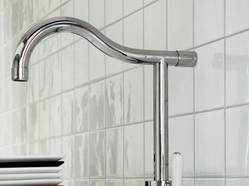 1 hole kitchen mixer tap SHOCK | Kitchen mixer tap - ZUCCHETTI