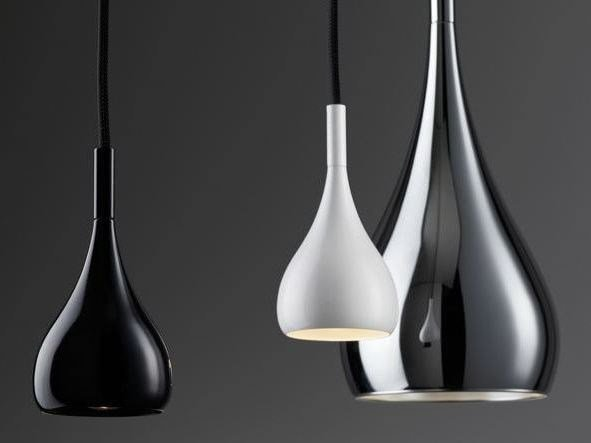Metal pendant lamp BIJOU | Pendant lamp by Fabbian