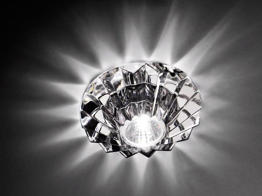 Halogen crystal spotlight NASHIR - AXO LIGHT