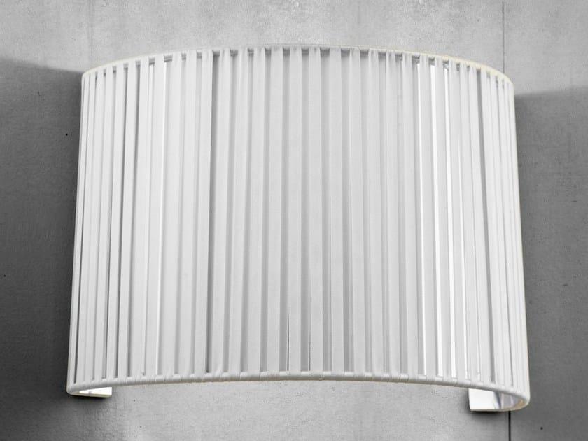 Fabric wall light OBI | Wall light - AXO LIGHT