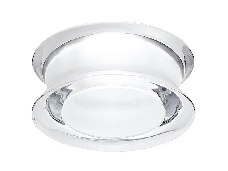 Recessed crystal spotlight for false ceiling ELI - Fabbian