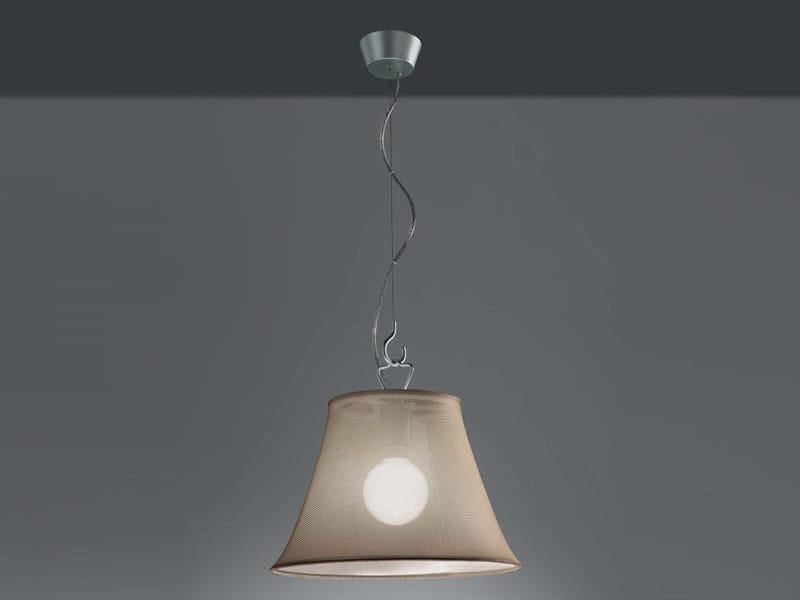 Fabric pendant lamp SUNSHADE   Pendant lamp - AXO LIGHT