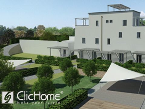 Automation component and system Building automation system by Domotica ClicHome