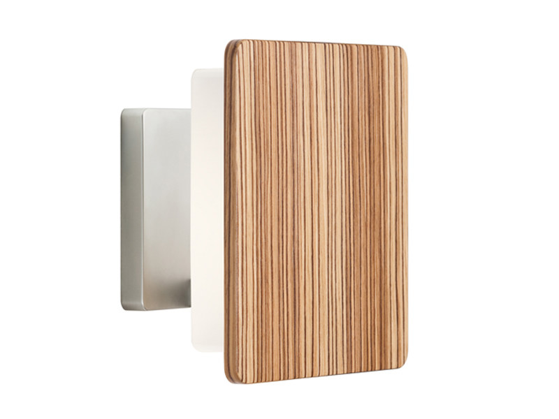Aluminium wall light NO MORE - Fabbian