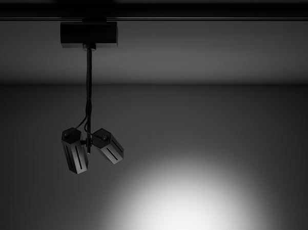 LED aluminium Track-Light OMBRA - Fabbian