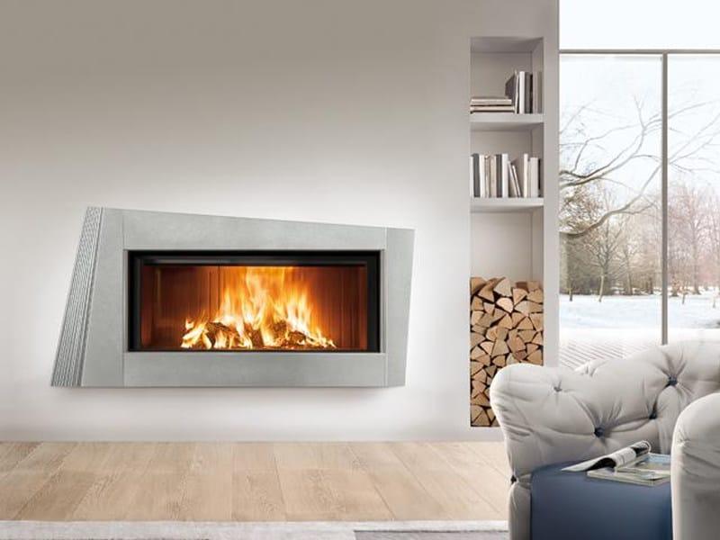 Faïence Fireplace Mantel SALISBURGO - Piazzetta