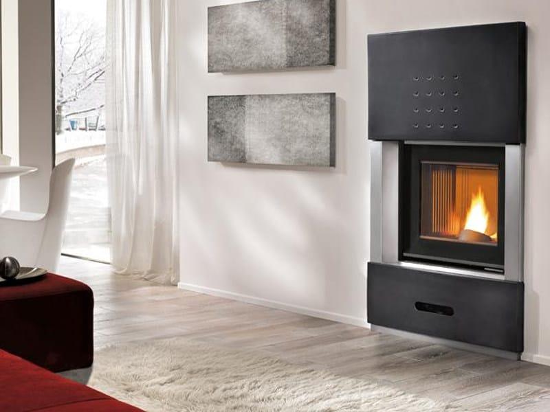 Faïence Fireplace Mantel BARCELLONA by Piazzetta