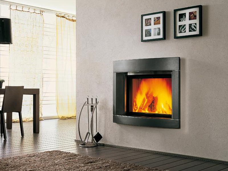 Faïence Fireplace Mantel CLASS by Piazzetta