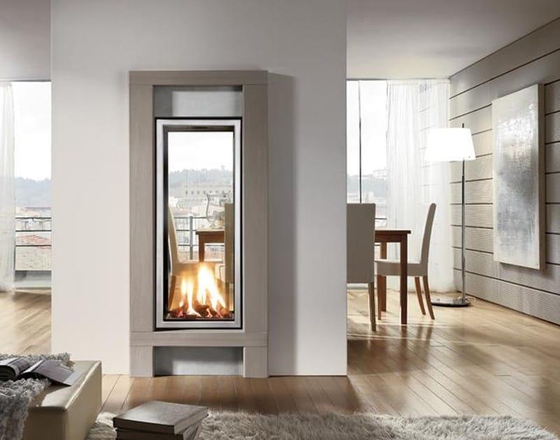 Quartz Fireplace Mantel CAPRI - Piazzetta