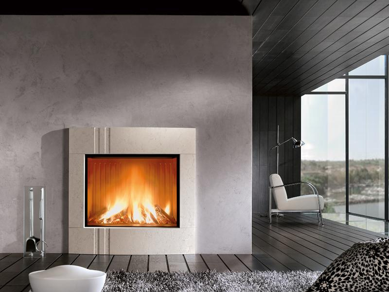 Marble Fireplace Mantel CAGLIARI - Piazzetta