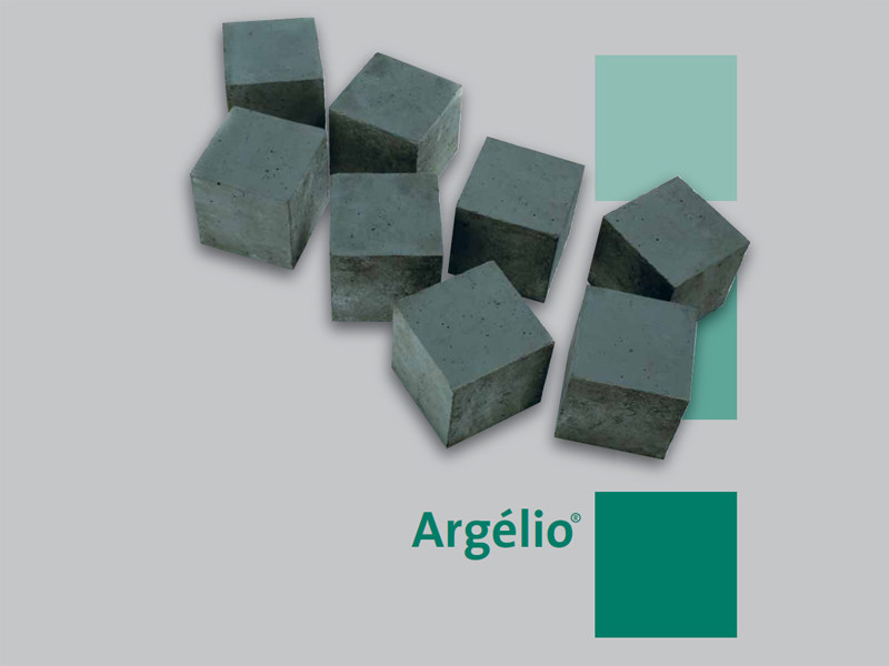 Lightweight cellular concrete Argélio® by Holcim-italia
