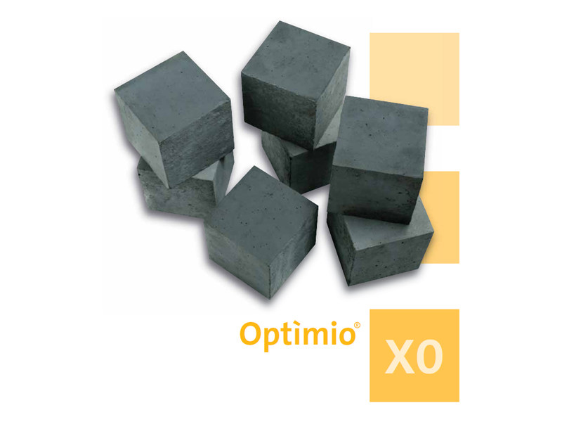 Pre-mixed structural concrete OPTIMIO X0 - Holcim (Italia)