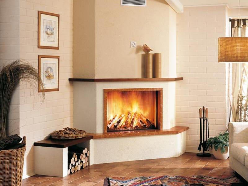 Marble Fireplace Mantel VIAREGGIO - Piazzetta