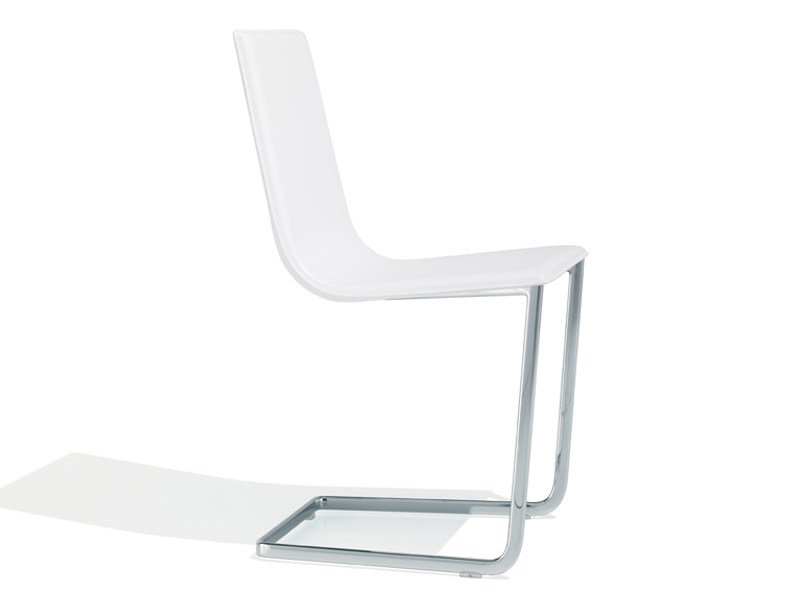 Cantilever chair LINEAL   Cantilever chair by Andreu World