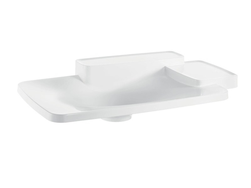 Inset washbasin AXOR BOUROULLEC | Inset washbasin - HANSGROHE