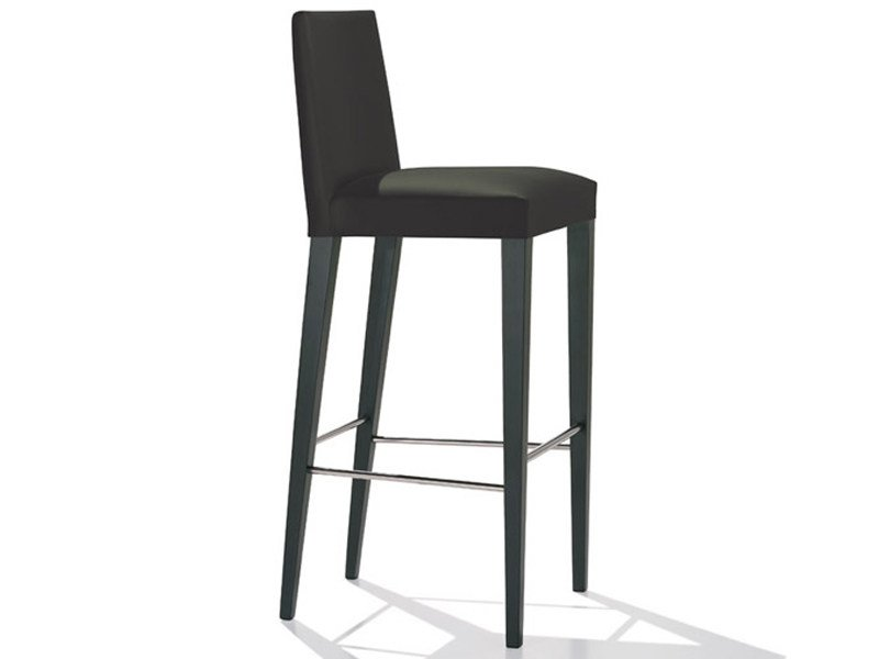 Upholstered counter stool ANNA | Counter stool - Andreu World