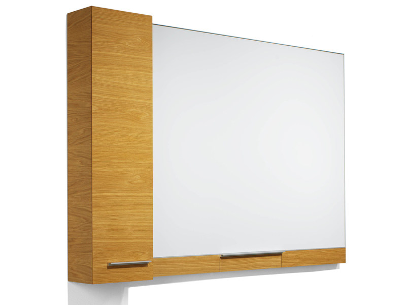 Wall-mounted office whiteboard ENJOY | Office whiteboard - Abstracta