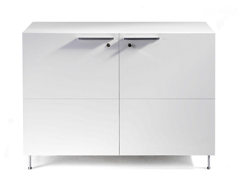 Low office storage unit ENJOY | Office storage unit by Abstracta