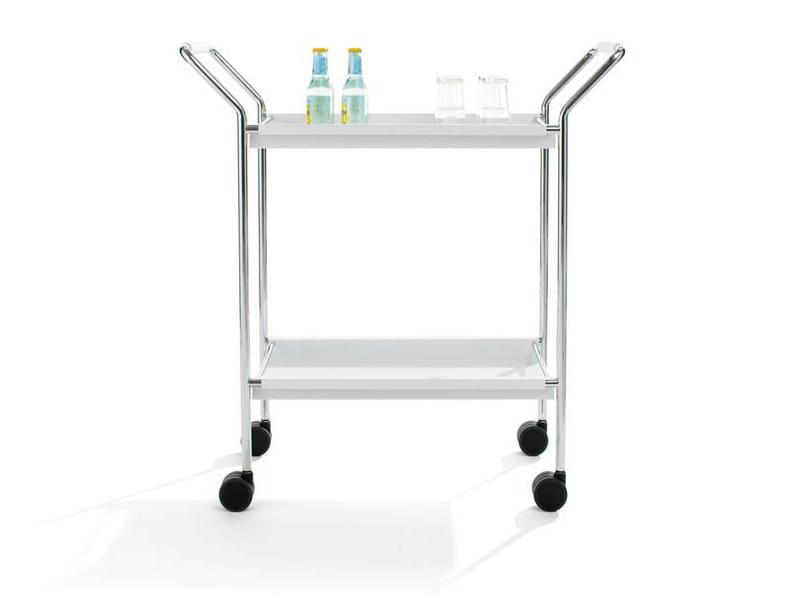 Aluminium Trolley ONO | Trolley by Abstracta