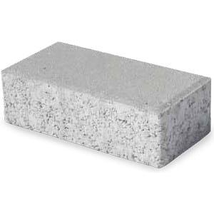 Photocatalytic lightweight concrete paving block MATTONE GREEN ACTIVE - M.v.b.