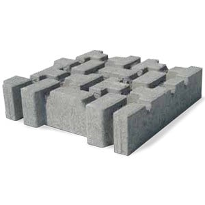 Paving block RB6 by M.v.b.