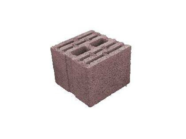 Thermal insulating concrete block btf fono by termoblok for Insulated concrete block