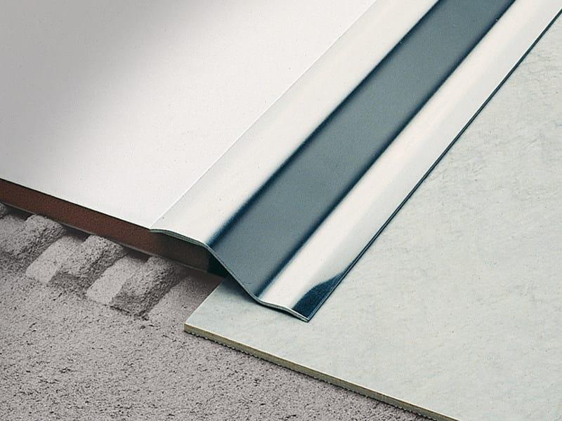 Terminal and transition profile for existing floors VARIOTEC DK - PROFILITEC