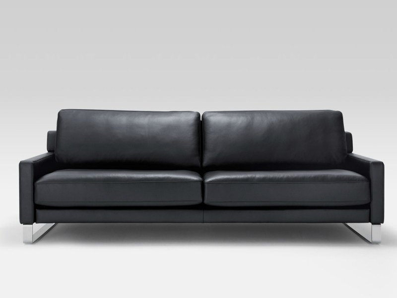 Ego Leather Sofa By Rolf Benz Design Edgar Reuter