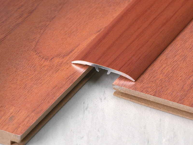 Junctions and edgings for wooden and laminate floors MULTICOVER CLG - CLF by PROFILITEC