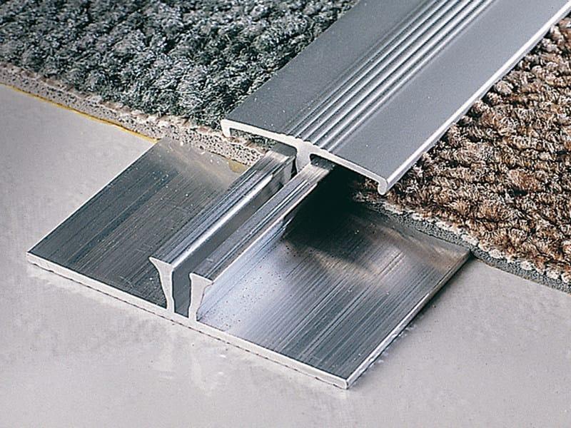 Joining transition profile for carpet flooring CARPETEC MG - PROFILITEC