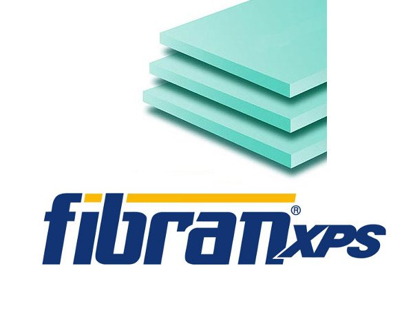 XPS thermal insulation panel FIBRANxps RF - FIBRAN