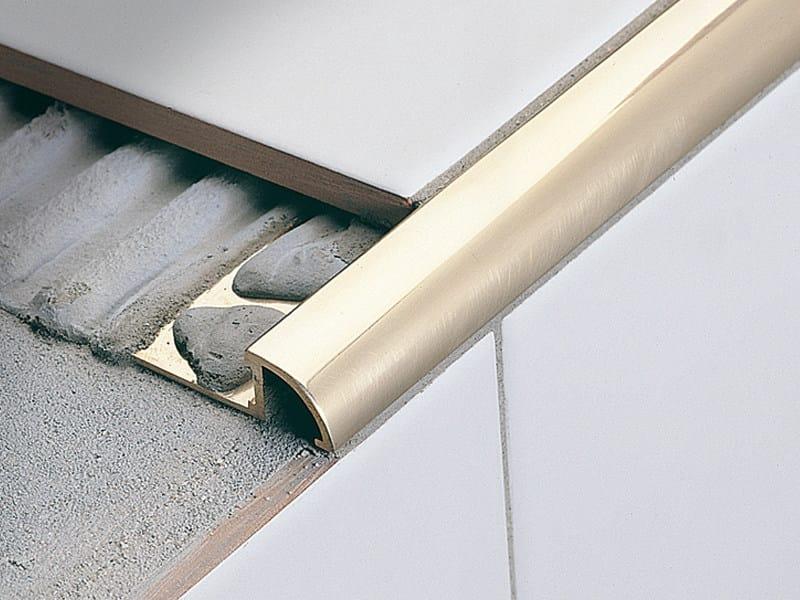 Profili per gradini in ceramica roundtec rd profilitec - Profili acciaio per piastrelle prezzi ...