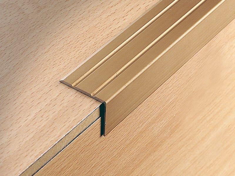 Step edge stair nosing in aluminium STAIRTEC SL - PROFILITEC