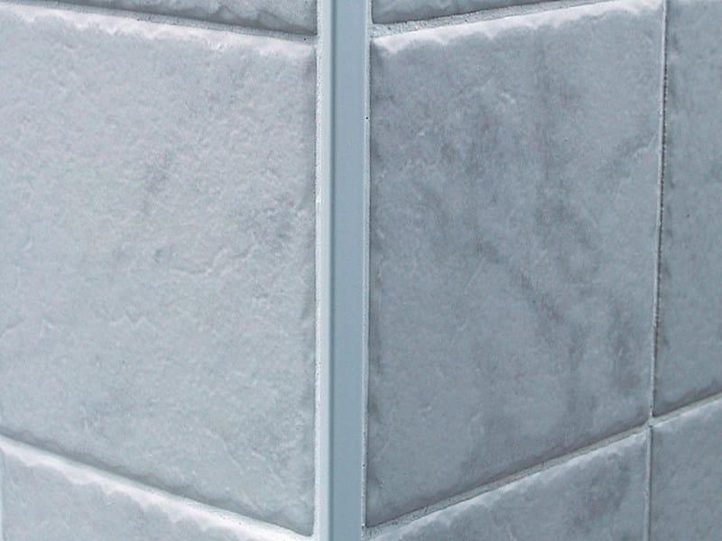 Profili per rivestimenti in ceramica kerajolly kj profilitec - Paraspigoli per piastrelle bagno ...