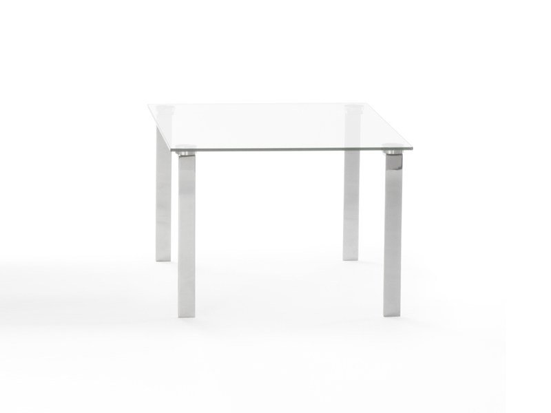 Glass coffee table BAY | Coffee table by ROSSIN