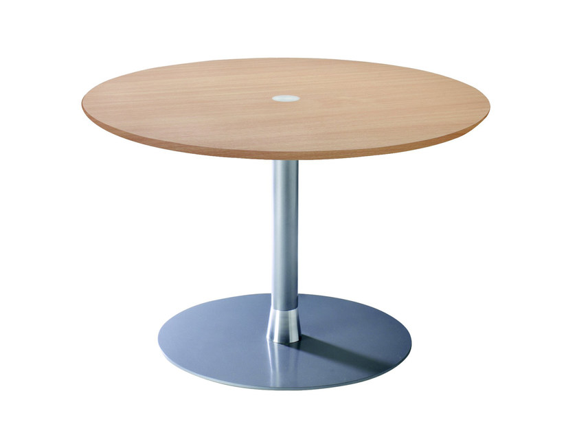 Round coffee table BOB   Coffee table by ROSSIN