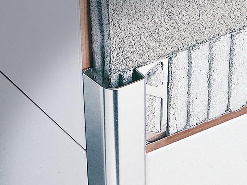Corner protection profile for ceramic coverings ROUNDCORNER RE - PROFILITEC
