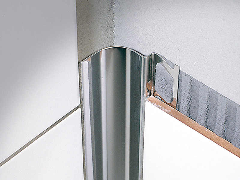 Internal cove for ceramic wall coverings SANITEC RS-IL - PROFILITEC