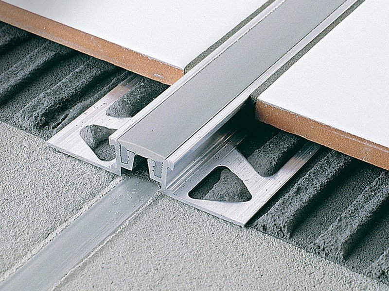 Technical expansion joint coflex cb by profilitec - Joint de dilatation pour carrelage exterieur ...