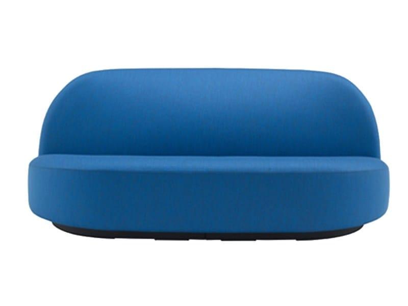 Sofa with removable cover ELISEÈ - ROSET ITALIA