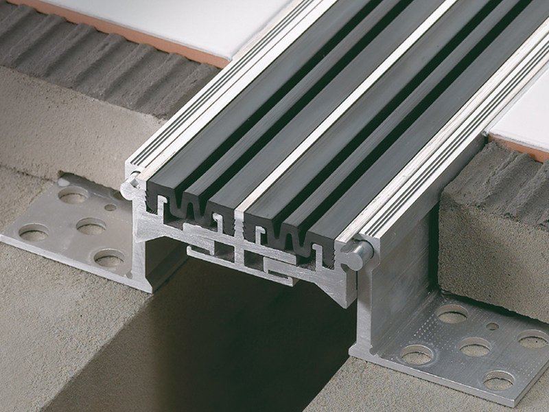 High performance structural joint JOINTEC GRM - PROFILITEC