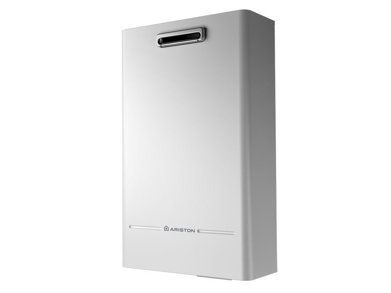 Scaldabagno a gas next outdoor ariston thermo for Scaldabagno a gas bricoman