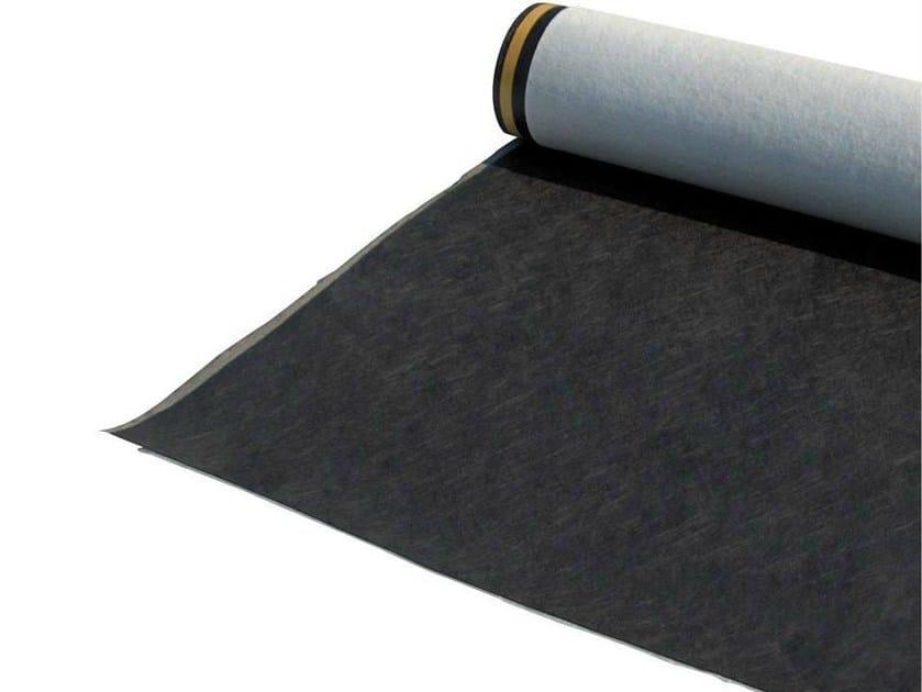 Sound insulation panel GUTTASILENT® Floor slabs - GUTTA ITALIA