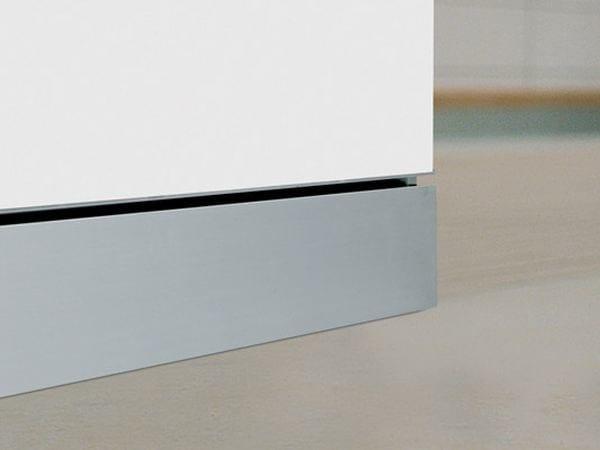 Aluminium Skirting board PLANO BF - PROFILITEC