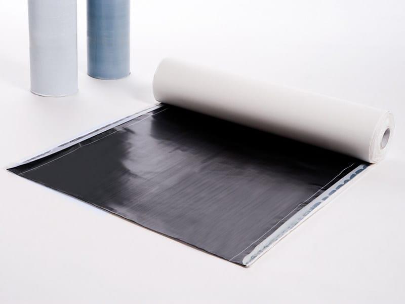 Self-Adhesive Bituminous Membrane ELOTENE 3000X - ISOLTEMA GROUP