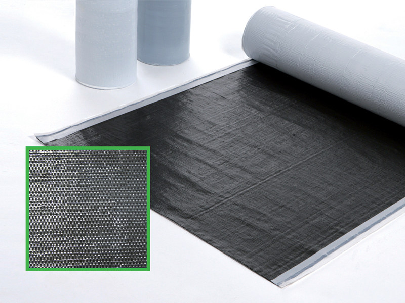 Self-Adhesive Bituminous Membrane ELOTENE HD - ISOLTEMA GROUP
