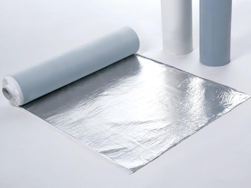 Self-Adhesive Bituminous Membrane Elotene DS - ISOLTEMA GROUP