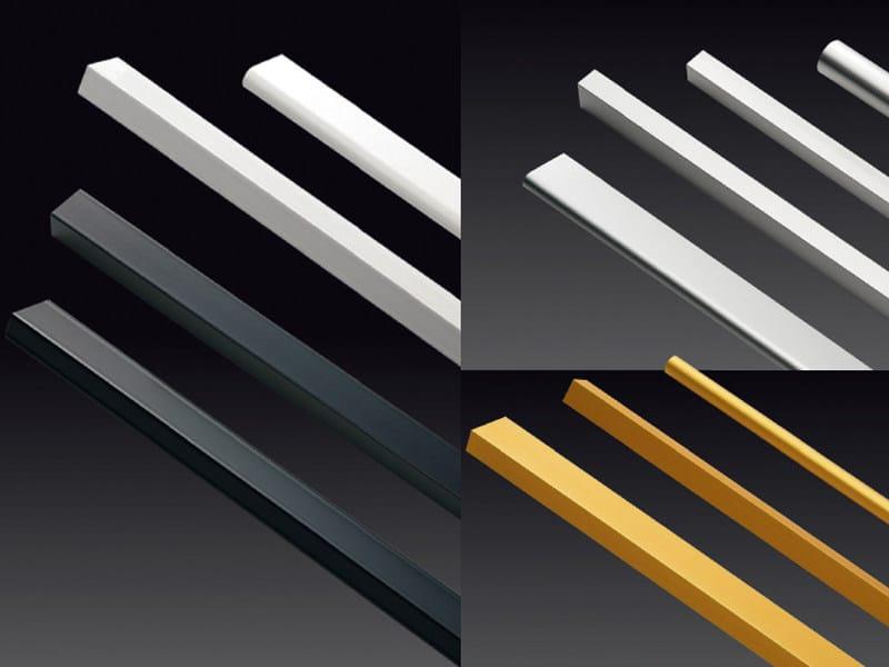 DIY profiles in aluminium DIY | Aluminium profiles by PROFILITEC